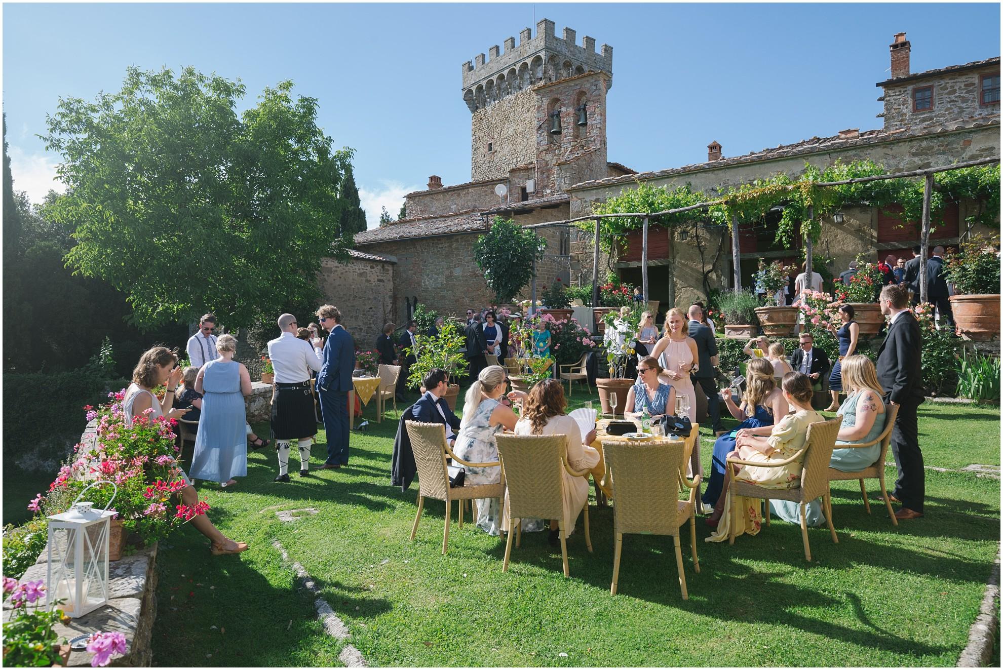 fotografo matrimonio toscana castello di gargonza