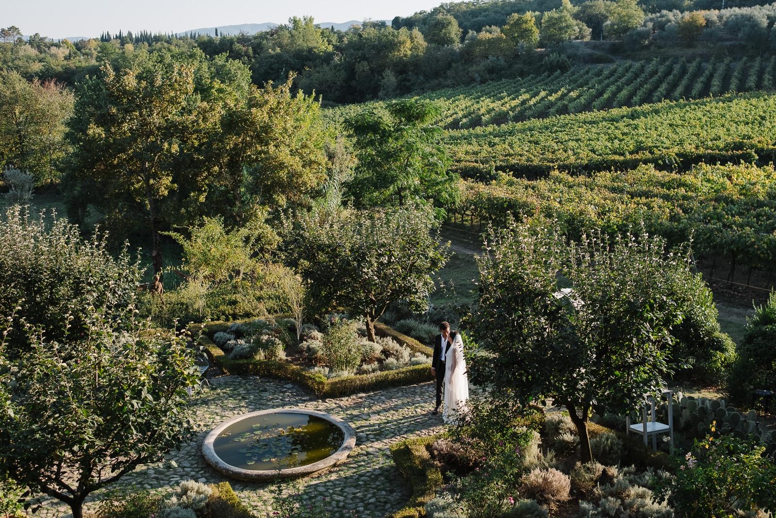 fotografo matrimonio toscana chianti
