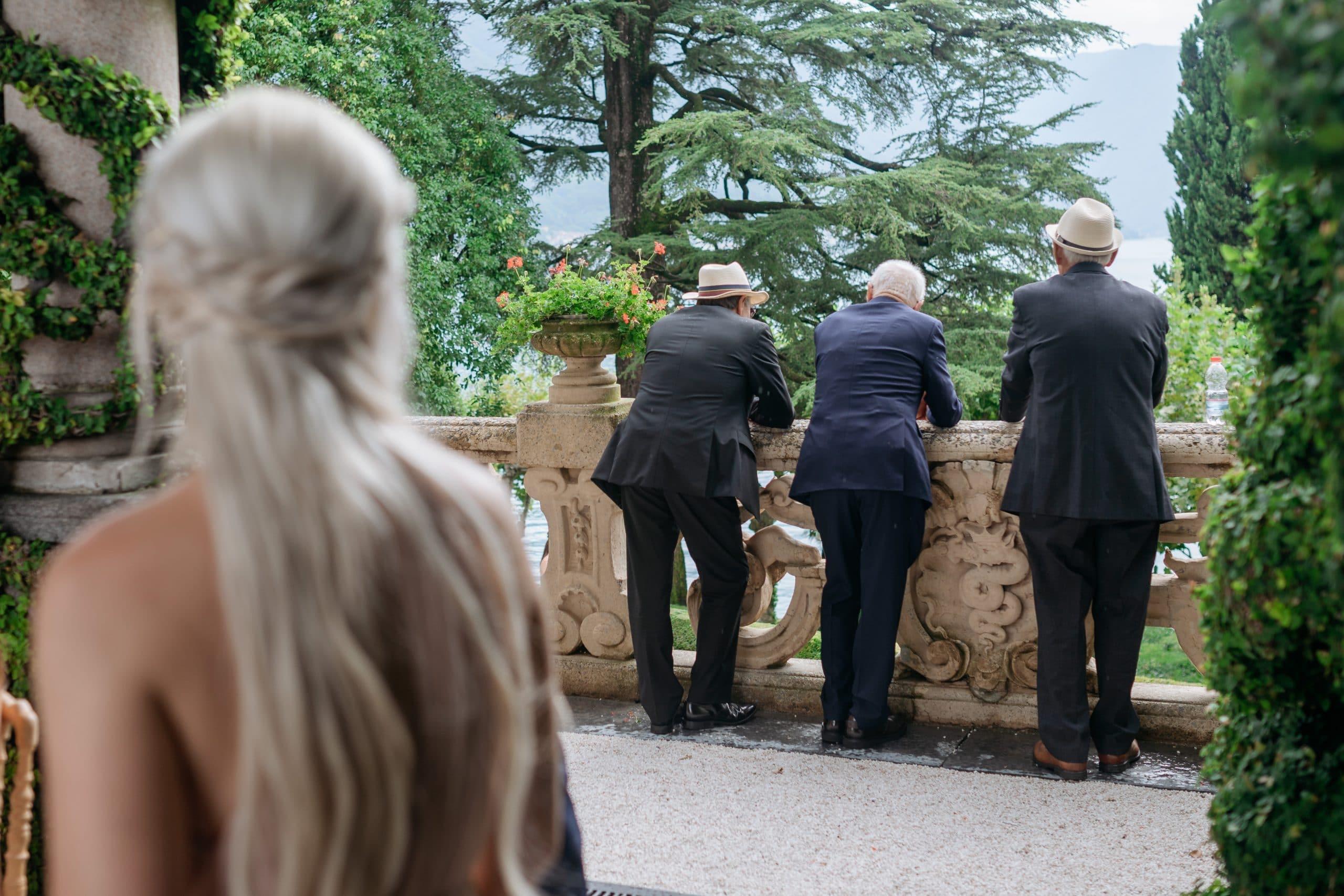 matrimonio a Villa Balbianello