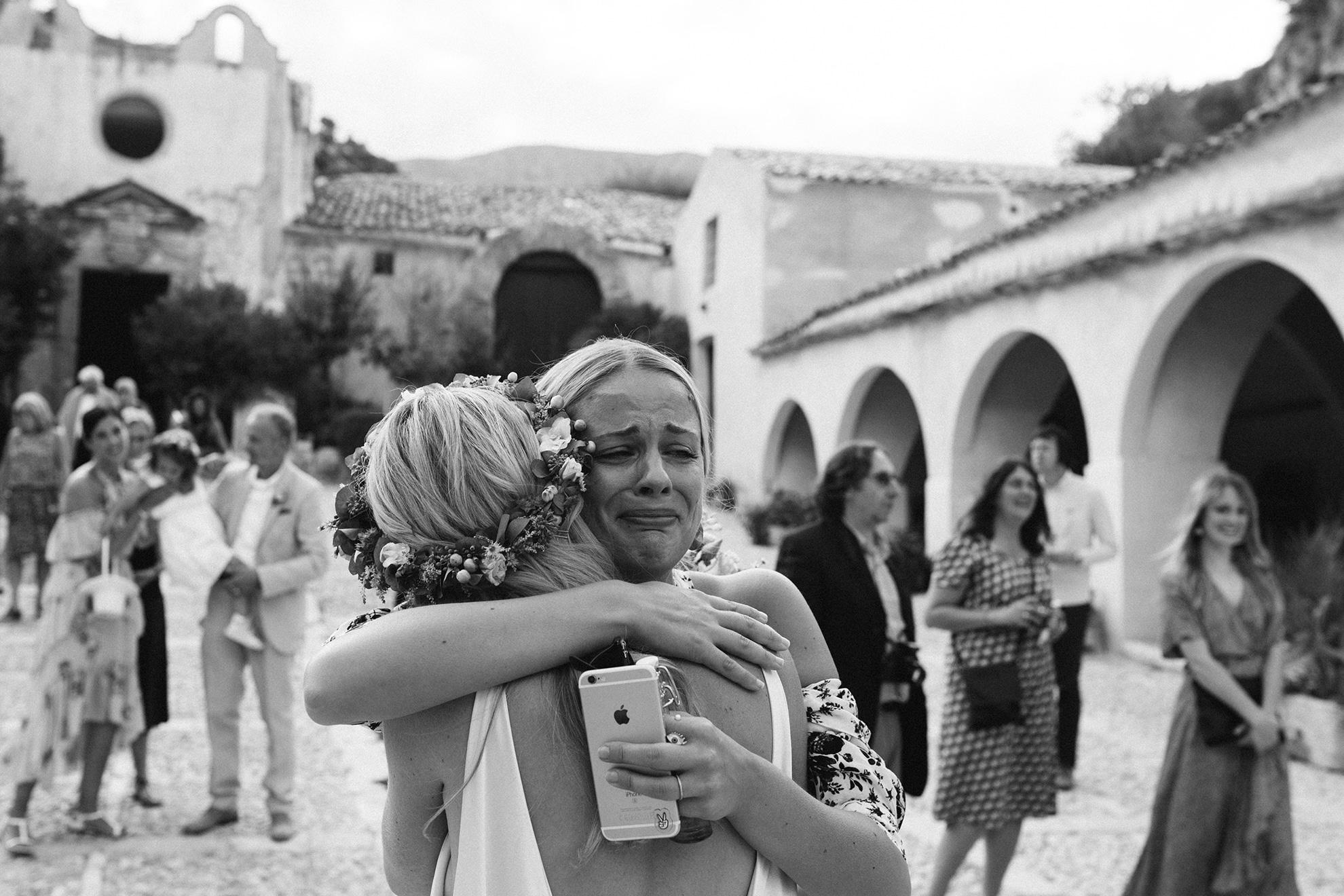 emozioni durante un matrimonio a rimini