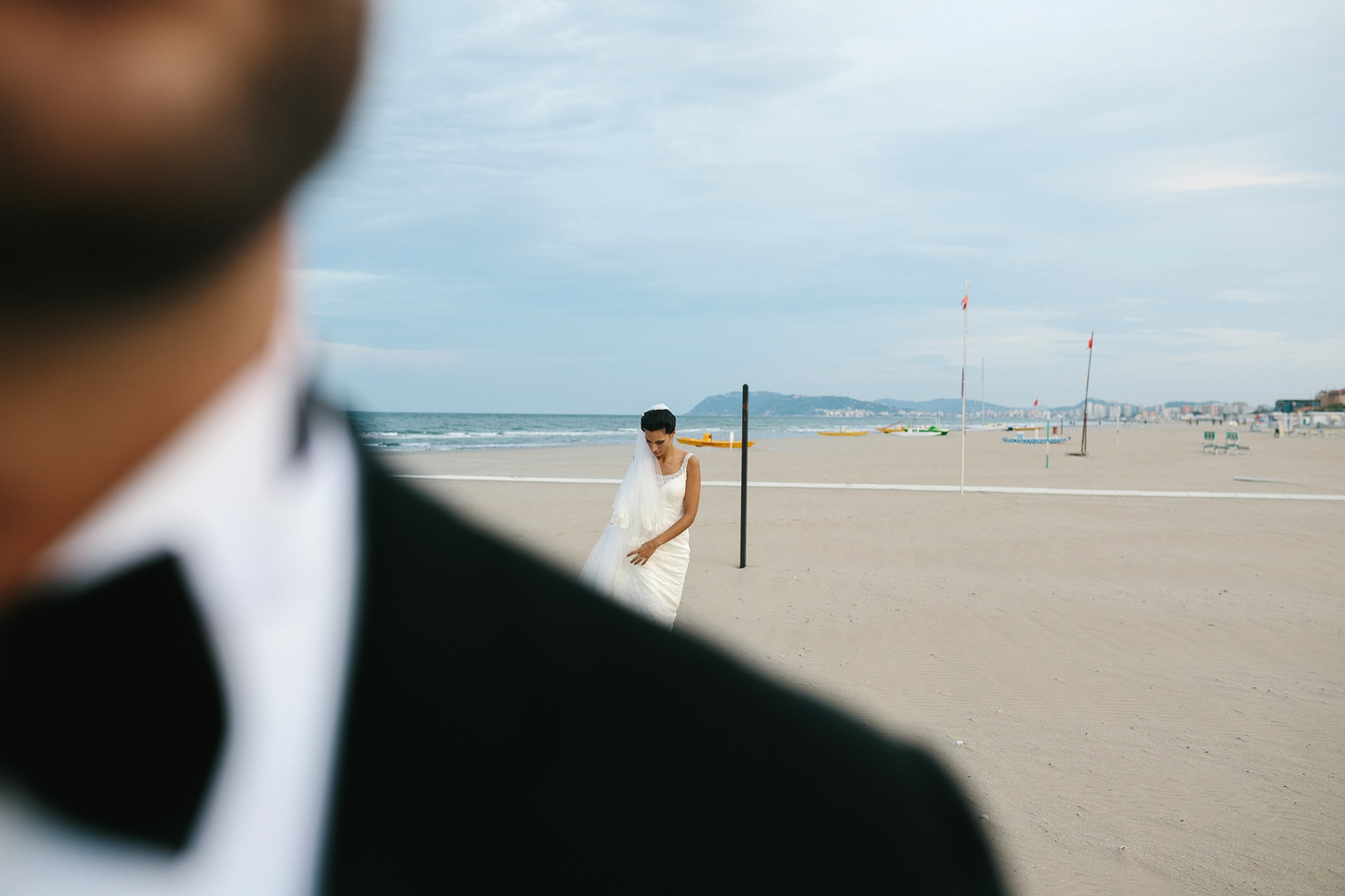 fotografie da un matrimonio a rimini